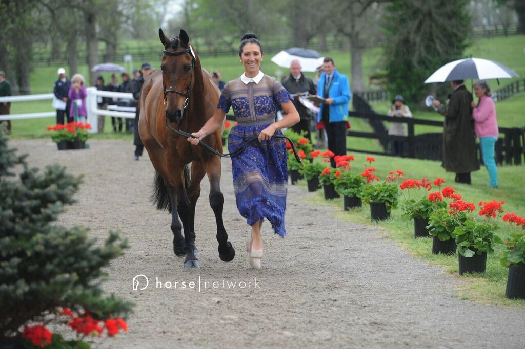 "Just another jog for Rolex vets Laine Ashker and Anthony ""Al"" Patch."