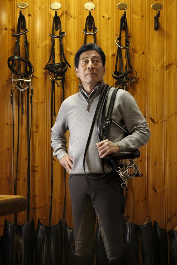 Hiroshi Hoketsu, Aachen 2009 (CC Karsten Thormaehlen)